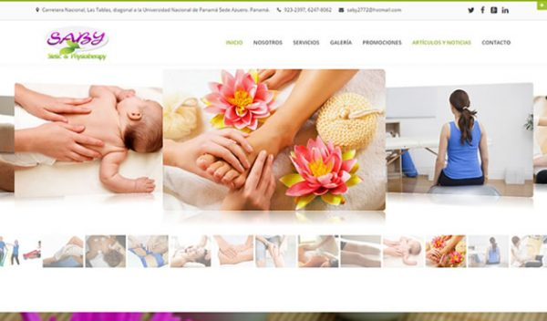 Saby Stetic Physiotherapy